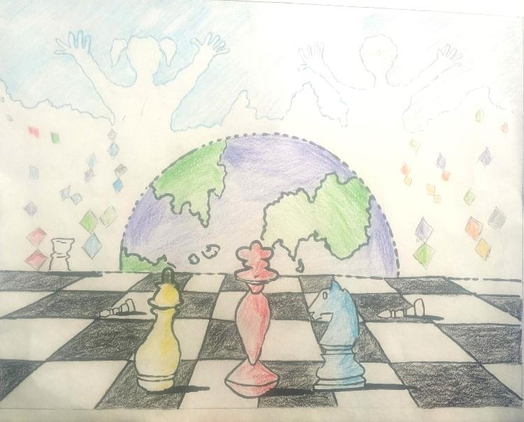 EXPOCHESS CHILDREN OF THE WORLD 2017