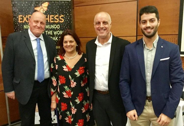 EXPOCHESS NIÑOS DEL MUNDO 2017